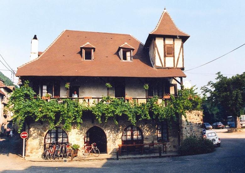 auberge de Beaulieu sur Dordogne
