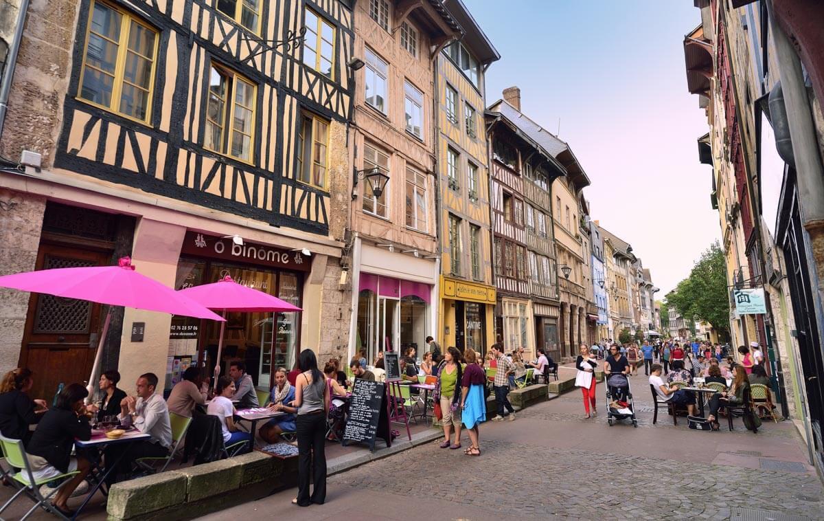 auberge de jeunesse Rouen