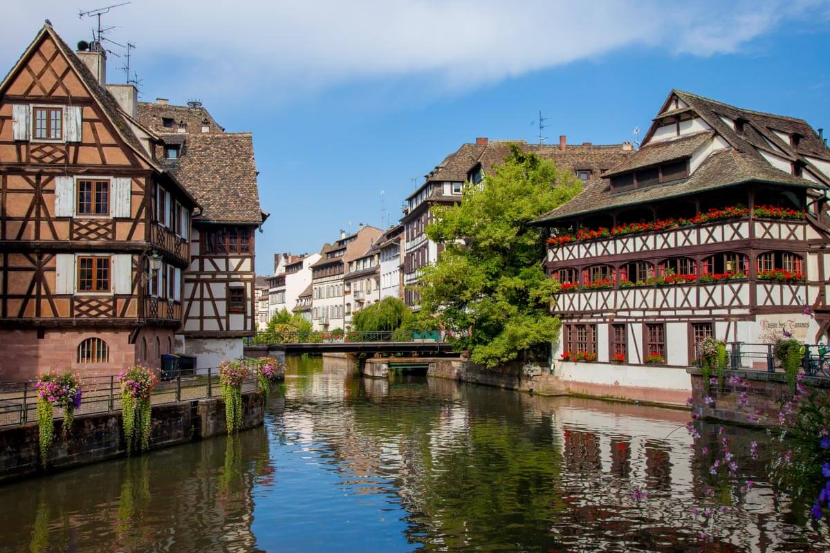 auberge de jeunesse Strasbourg