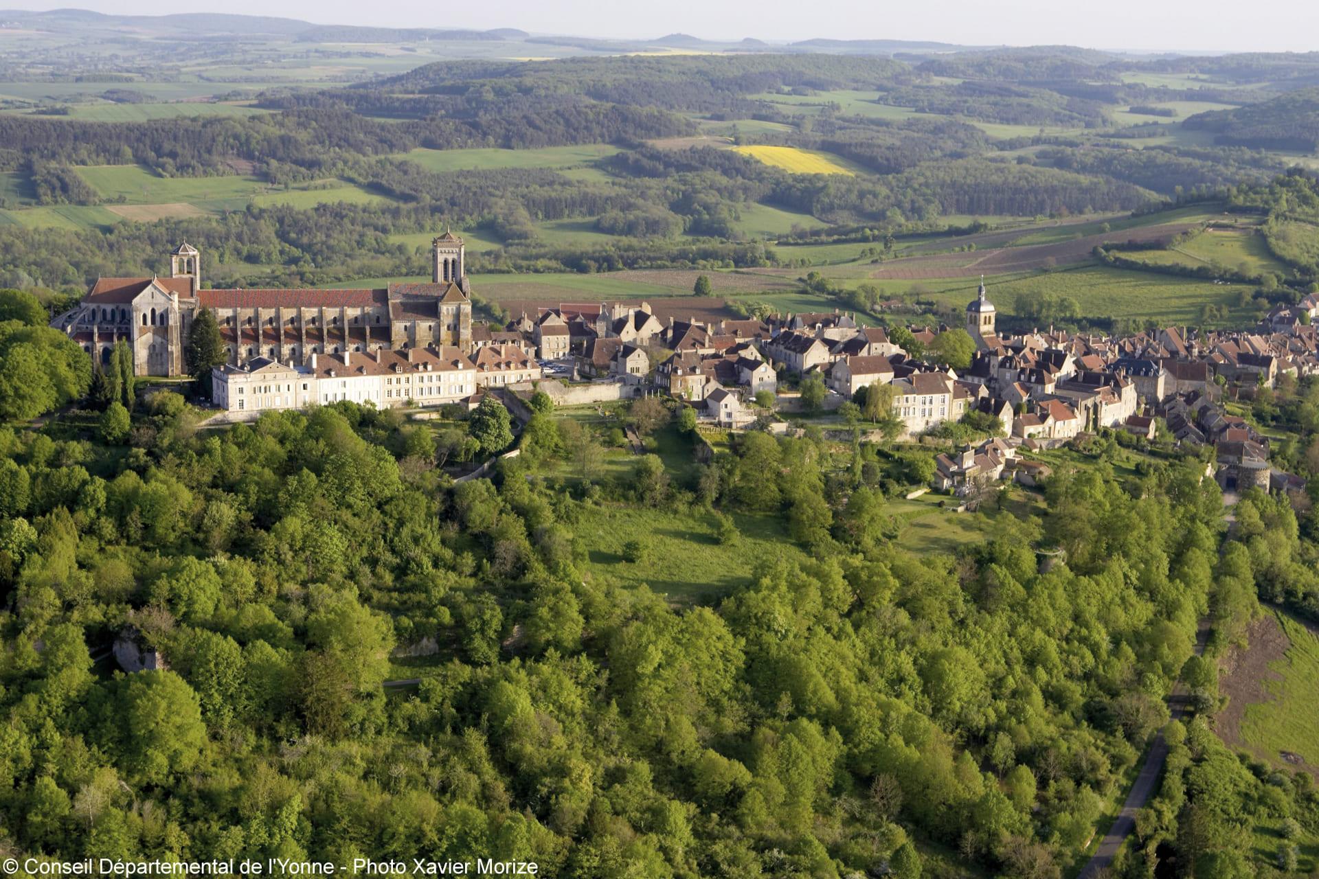 auberge de jeunesse Vezelay