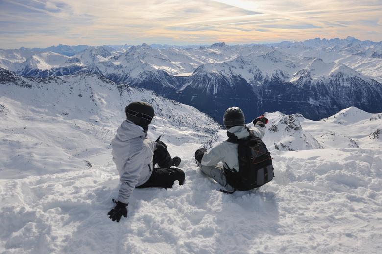 offres de vacances d'hiver à la montagne avec les auberges de jeunesse HI France